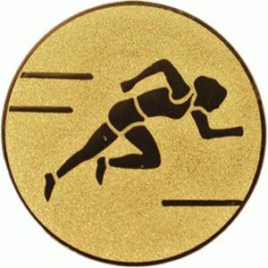 Emblemat biegi www.tanietrofea.pl