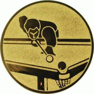 emblemat bilard www.tanietrofea.pl