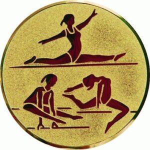 emblemat gimnastyka www.tanietrofea.pl