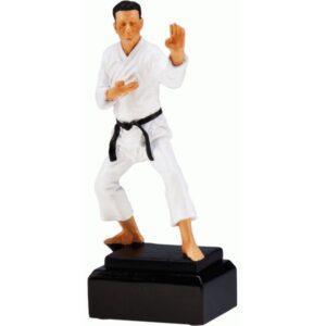 statuetki karate kumitsu sporty walki
