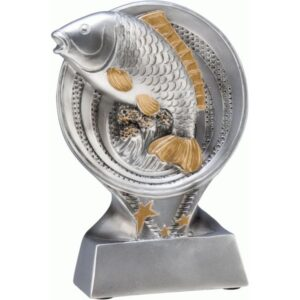 statuetki wedkarstwo ryba trofeum