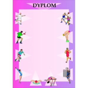 DYP27 dyplom medal statuetka trofeum nagroda