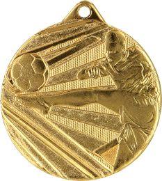 me001_g medal piłka nożna tanietrofea.pl