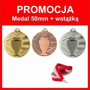 promocja medal 50mm puchar tanietrofea.pl